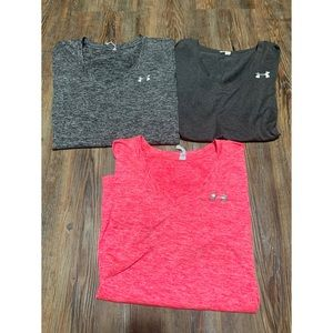 Under Armour dri-fit shirts